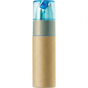 Tube cartonné de 6 crayons par Stimage