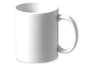 Mug avec marquage sublimation personnalisable Bullet