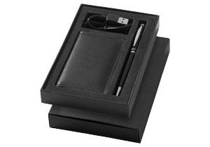 Coffret cadeau batterie de secours et stylo à bille personnalisable Balmain