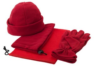 Ensemble 3 accessoires polaires Dickson personnalisable US Basic