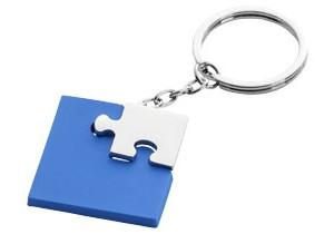 Porte-clés puzzle personnalisable Bullet