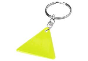 Porte-clés Triangle personnalisable Bullet