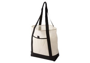 Sac shopping Lighthouse non tissé personnalisable Bullet
