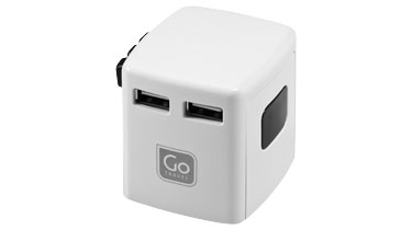 Adaptateur USB Go Travel personnalisable Go Travel par Stimage's