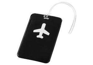 Etiquette à bagages Voyage personnalisable Bullet