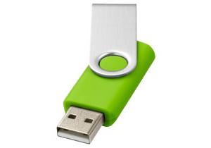 Clé USB Rotative personnalisable Bullet