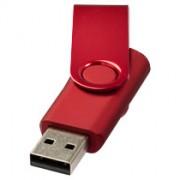Clé USB Métallique rotative 2 Go personnalisable Bullet par Stimage's