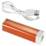 Chargeur 2200mAh Flash personnalisable Bullet par Stimage's