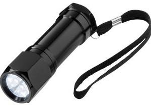 Torche 8 LED personnalisable STAC
