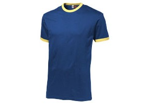 T-shirt Contrast Adelaide personnalisable US Basic