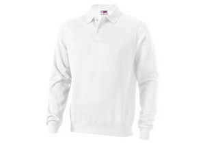 Sweater col polo Idaho personnalisable US Basic