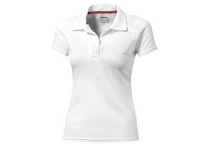 Polo manches courtes femme Game personnalisable Slazenger