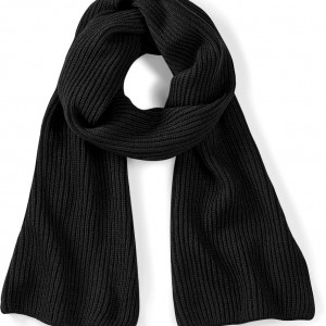 METRO KNITTED SCARF- ECHARPE TRICOT personnalisé avec Stimage's