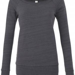 TRIBLEND WIDENECK SWEATSHIRT
