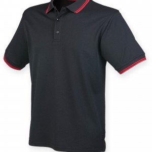 Men's Tipped Cool Plus® Polo