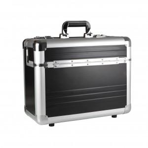 Valise / mallette trolley en aluminium personnalisé avec Stimage's