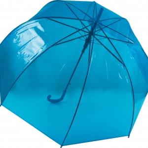 Parapluie transparent personnalisé avec Stimage's