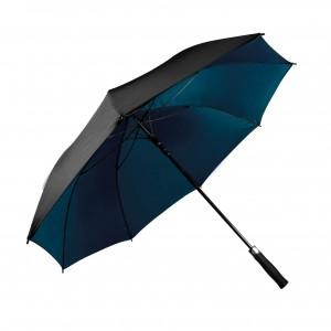 Parapluie bicolore double toile personnalisé avec Stimage's