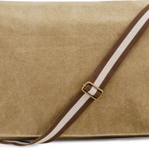 DESERT CANVAS DESPATCH BAG