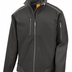 RIPSTOP SOFTSHELL JACKET