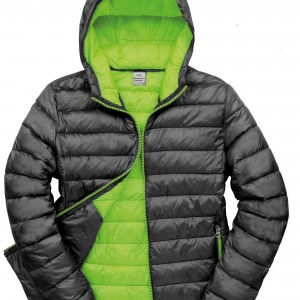 MENS SNOW BIRD PADDED JACKET -