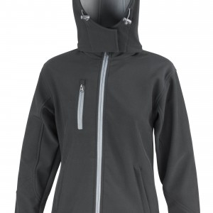 Women's Performance Hooded Softshell