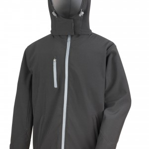 Men's Performance Hooded Softshell