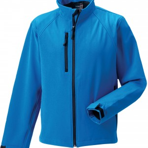 SOFTSHELL MEN JACKET