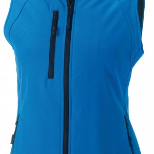 SOFTSHELL LADY BODYWARMER