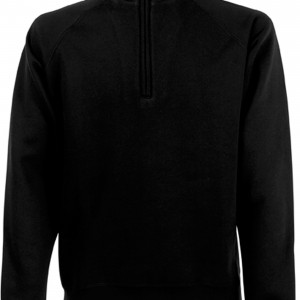 ZIP NECK SWEAT (62-032-0)