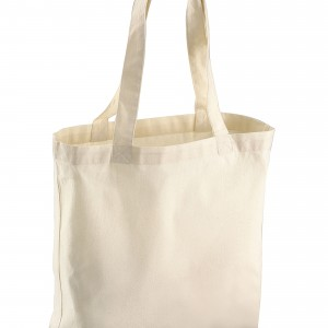 Organic Cotton Shopper personnalisé avec Stimage's