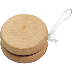 Yoyo en bois. par Stimage