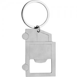Porte-clés 'camion' en métal par Stimage