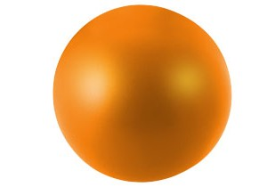 Balle anti-stress personnalisable Bullet