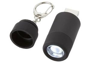 Mini lampe avec chargeur USB Avior personnalisable Bullet