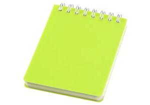 Mini-bloc notes S Hapy colors personnalisable Bullet