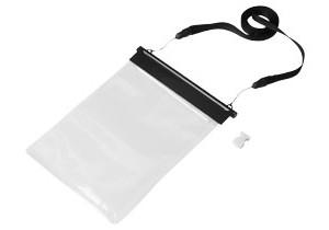 Étui étanche pour mini tablette avec pochette tactile Splash personnalisable Bullet