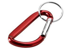Porte-clés mousqueton Timor personnalisable Bullet