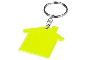 Porte-clés Maison personnalisable Bullet