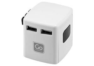 Adaptateur USB Go Travel personnalisable Go Travel
