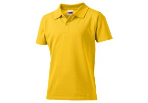 Polo First Enfant personnalisable US Basic