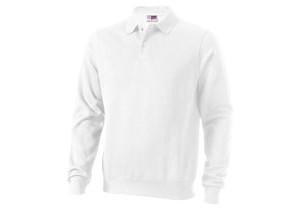 Sweater col polo Idaho personnalisable US Basic