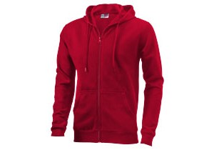 Sweater zippé à capuche Utah personnalisable US Basic
