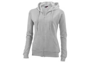 Sweater zippé à capuche Utah Femme personnalisable US Basic