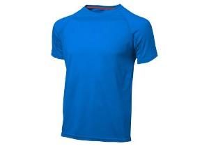T-shirt manches courtes Serve personnalisable Slazenger