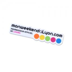 MAGNET PVC 2D - 70x50 mm sur mesure