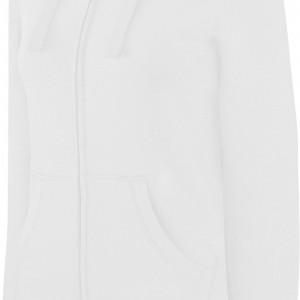 Sweat-shirt zippé capuche femme personnalisé avec Stimage's